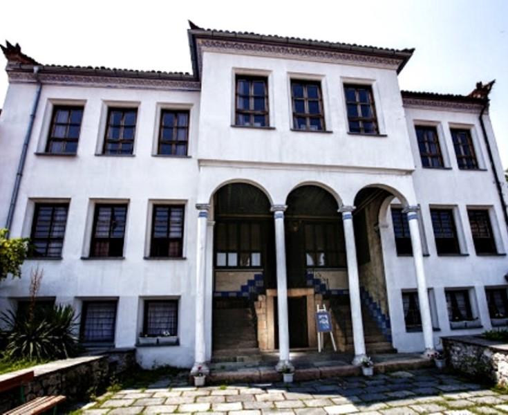 Възрожденската перла на Джамбаз тепе - Къщата на Верен Стамболян или Къщата на художниците